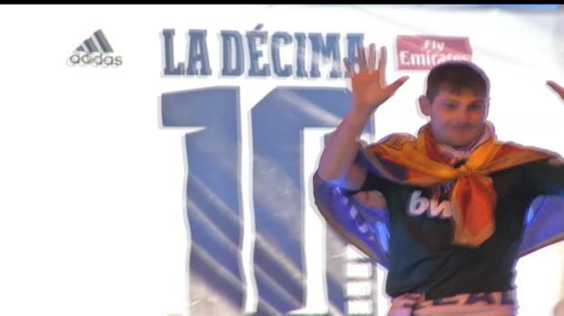 Casillas: Ein Liebesbekenntnis zum Abschied