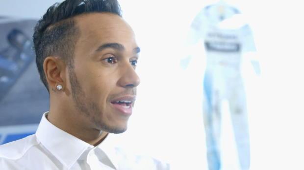 F1: Lewis Hamilton stellt China-GP vor