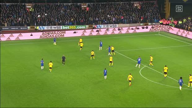 Premier League: Wolverhampton - Chelsea | DAZN Highlights