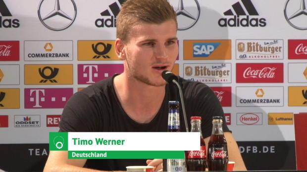 WM-Quali: Stürmer Nummer eins? Das sagt Werner