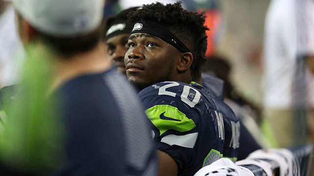 Ian Rapoport: Seattle Seahawks running back Rashaad Penny's surgery on finger 'went as well as expected'
