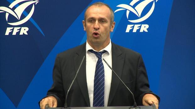 XV de France - PSA - 'Je remercie les 5 joueurs qui quittent le groupe'
