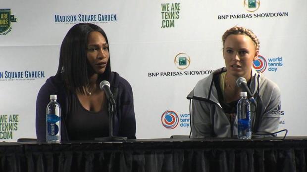 Sharapova gesperrt! Das sagen Williams und Co.