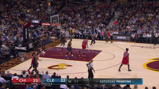 WSC: Jimmy Butler posts 18 points 10 assists 10 rebounds