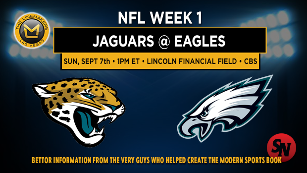 Jacksonville Jaguars at Philadelphia Eagles