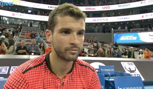 Dimitrov Interview: ATP Beijing QF