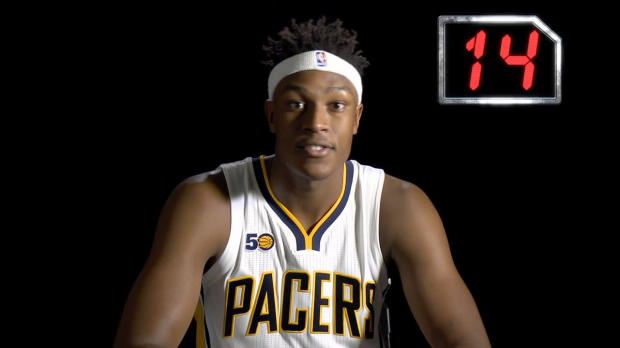 24 Seconds: Myles Turner - NBA World
