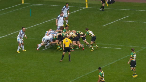 Aviva Premiership - Saints v Falcons