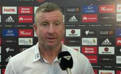 Jets boss Mark Jones admitted he can't explain his side's poor performance in their 5-0 loss to Wellington Phoenix.