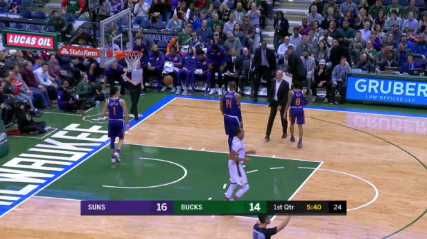 WSC: Malcolm Brogdon (32 points) Highlights vs. Phoenix Suns
