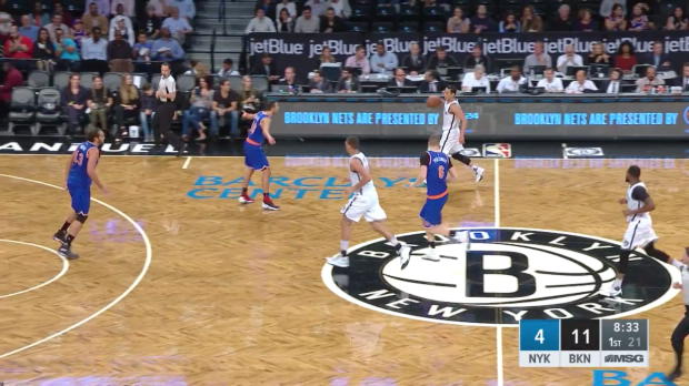 WSC: Carmelo Anthony (21 points) vs. the Nets
