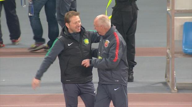 CSL: Erikkson-Team verspielt Sieg im Topspiel