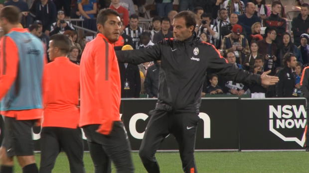 Foot : Serie A - Allegri retrouve Milan, Inzaghi la Juve