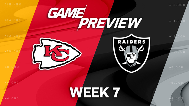 Kansas City Chiefs vs. Oakland Raiders preview | 'NFL Playbook'