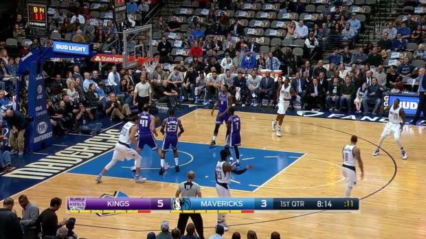 WSC: Highlights of Dallas Mavericks in loss to Sacramento Kings