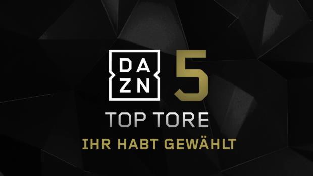 Top 5: Ihr habt gewählt: Die besten Tore 2016