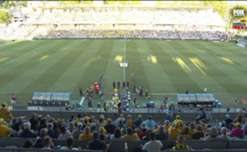 Central Coast Mariners claimed local bragging rights with an impressive 2-0 win over Newcastle Jets on Sunday afternoon.