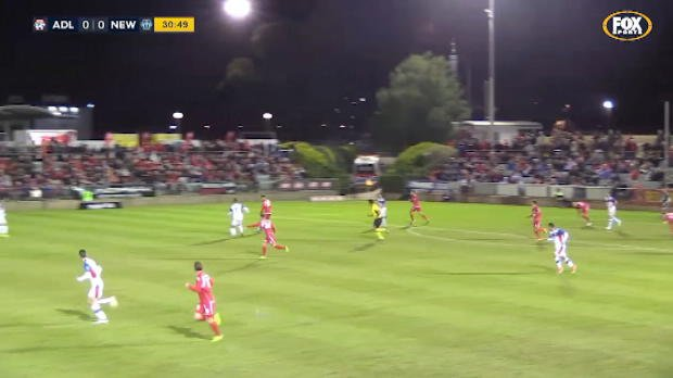 Adelaide v Jets highlights