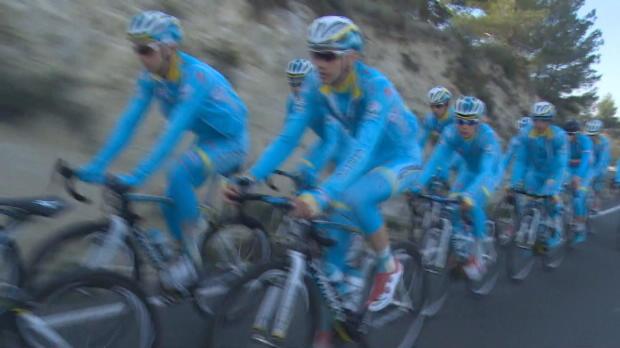 Doping: Astana endgültig vor dem Aus