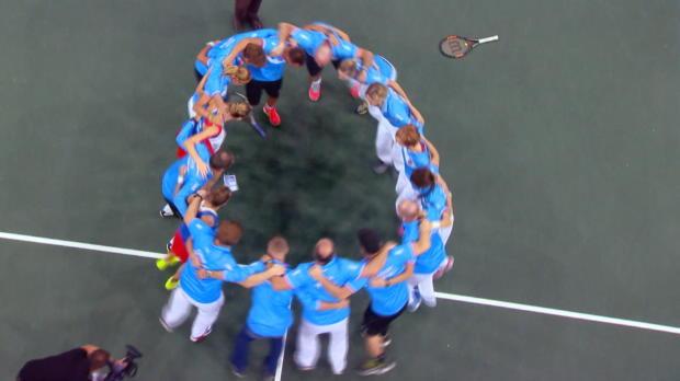 Fed Cup: Tschechinnen holen sich den Titel!