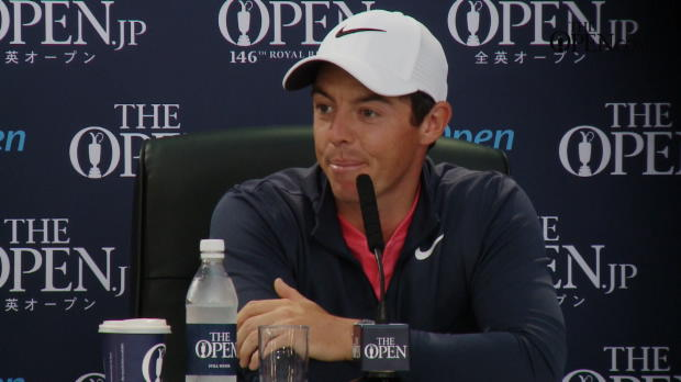 It's a good week to back me - McIlroy