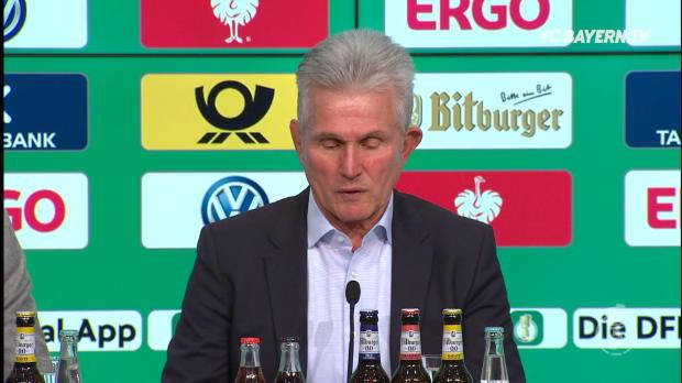 Heynckes über seine Bilanz und das BVB-Spiel