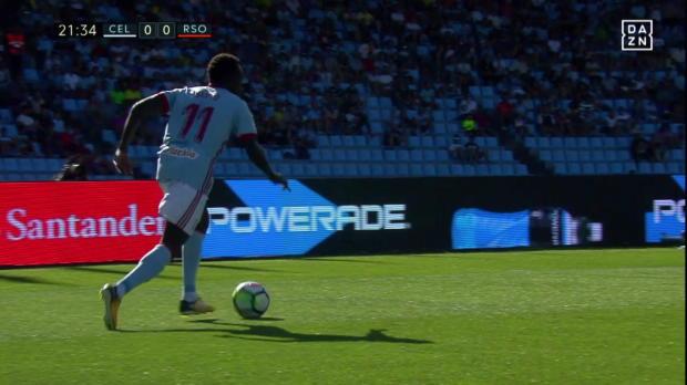 Celta Vigo - Real Sociedad