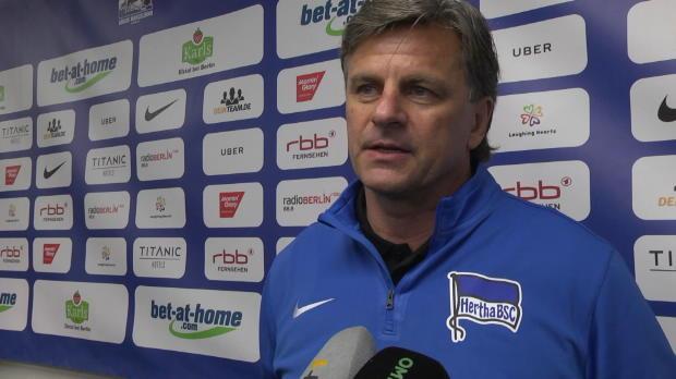 Götz: Hertha braucht noch Konstanz