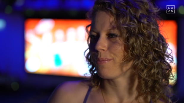 Laura Siegemund im DAZN-Interview