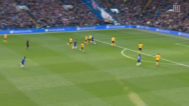 Premier League: Chelsea - Wolverhampton   DAZN Highlights