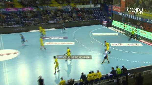 Hand - D1 : Montpellier 31-30 Tremblay