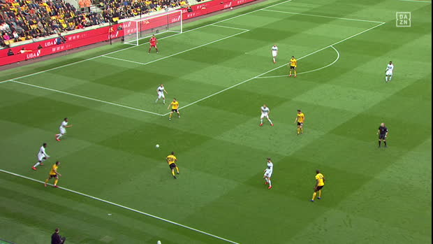 Premier League: Wolverhampton - Fulham | DAZN Highlights