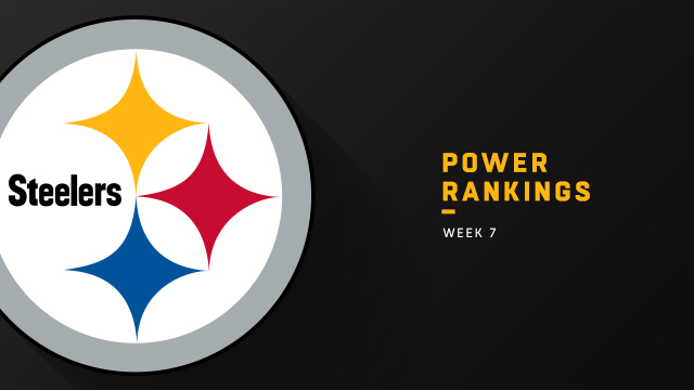 Should Pittsburgh Steelers be ranked in top 10? | Power Rankings
