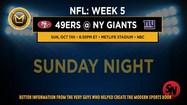 NFL Sunday Night Game