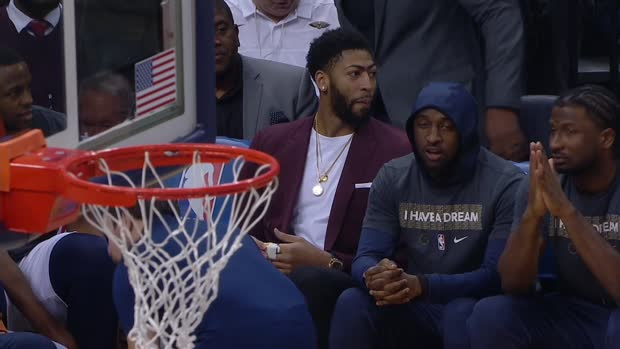 GAME RECAP: Pelicans 105, Grizzlies 85