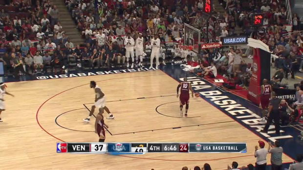 WSC: Highlights Team USA vs. Venezuela
