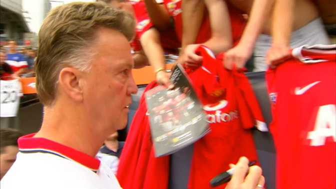 Man United veut se relancer