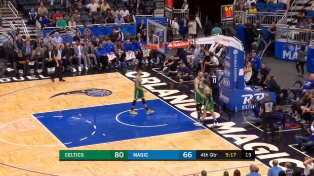 Block of the Night: Abdel Nader