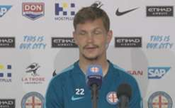 Melbourne City defender Michael Jakobsen expects Sydney FC to be out for revenge in their clash on Friday night.