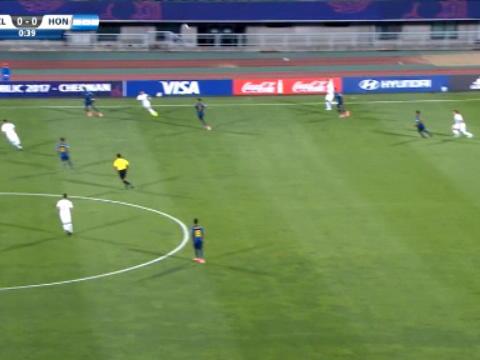 لقطة: كرة قدم: بيفان يسجّل هدفًا مذهلا في الدقيقة الأولى لفائدة نيوزيلندا