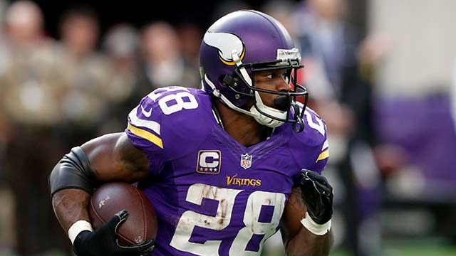 Mike Garafolo: New York Giants won't have money to pay Adrian Peterson