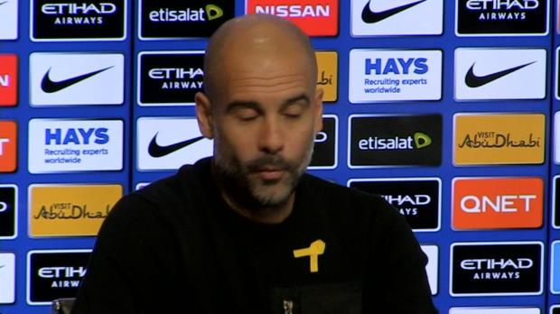 """Erste Pleite! Guardiola: """"Niederlage hilft uns"""""""