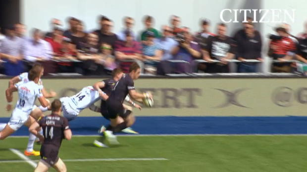Aviva Premiership - Try of the Week Round