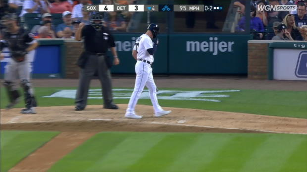 Giolito punches out Gerber