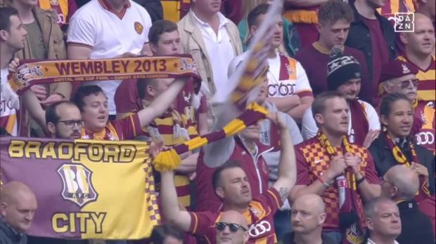 Bradford - Millwall