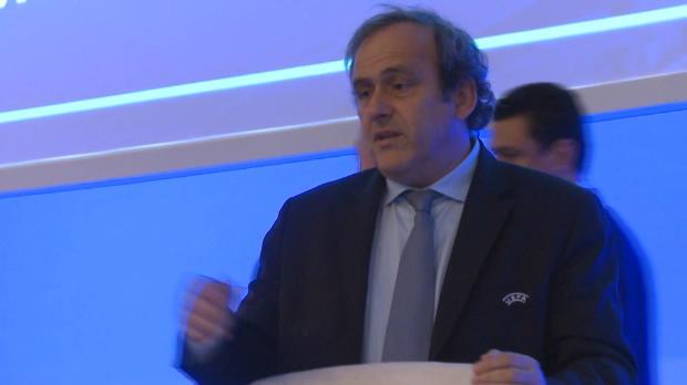 FIFA: Blatter-Nachfolge: Platini nicht dabei