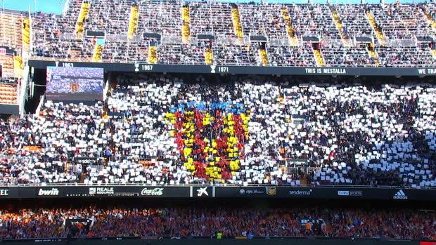 LaLiga: Valencia - FC Sevilla | DAZN Highlights