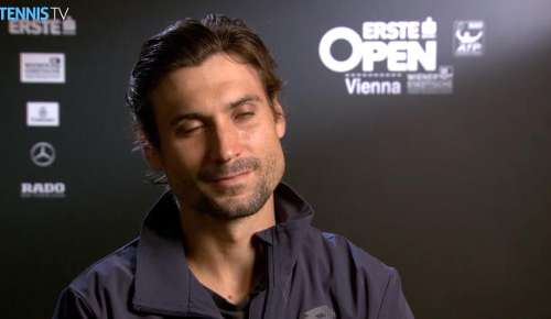 Ferrer Interview: ATP Vienna QF