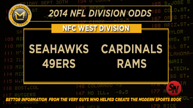 NFC West betting preview