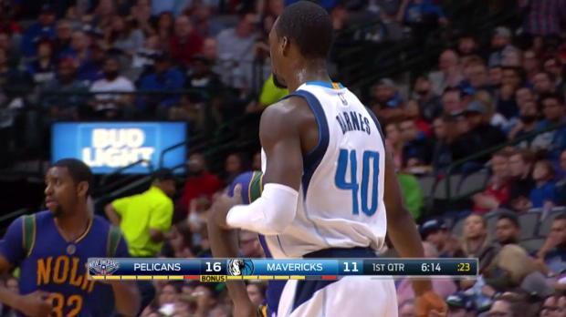 WSC: Harrison Barnes 19 points vs the Pelicans